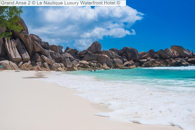 Grand Anse © Le Nautique Luxury Waterfront Hotel ©