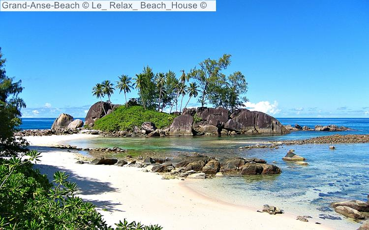 Grand Anse Beach © Le Relax Beach House ©