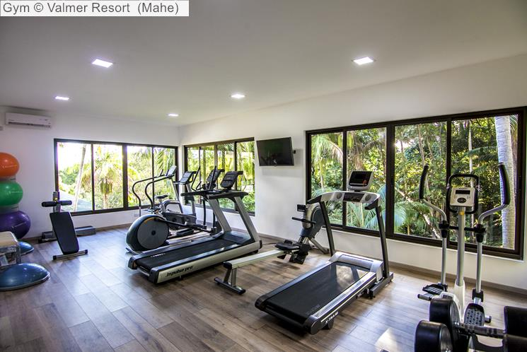 Gym © Valmer Resort (Mahe)
