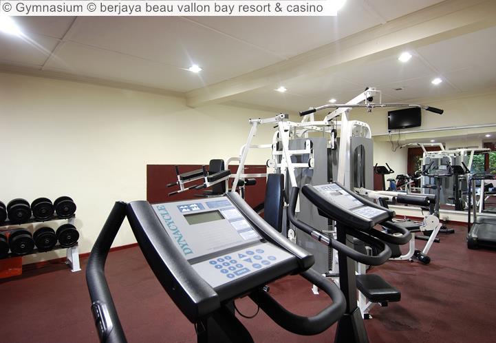 Gymnasium © Berjaya Beau Vallon Bay Resort & Casino