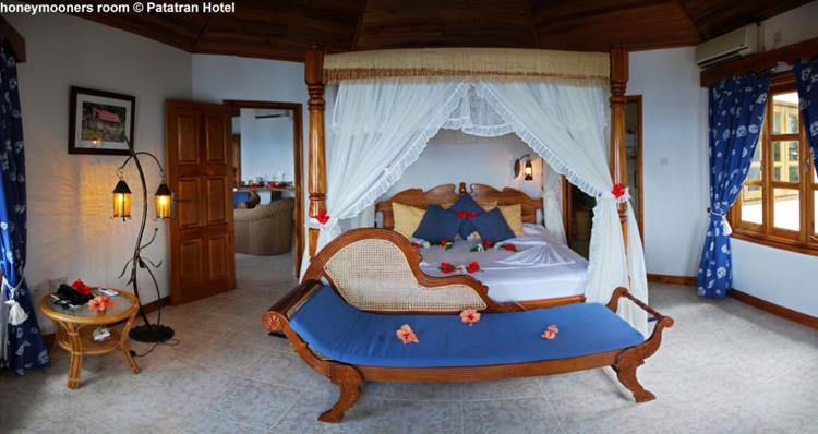 Honeymooners room Patatran Village (La Digue, Seychelles)
