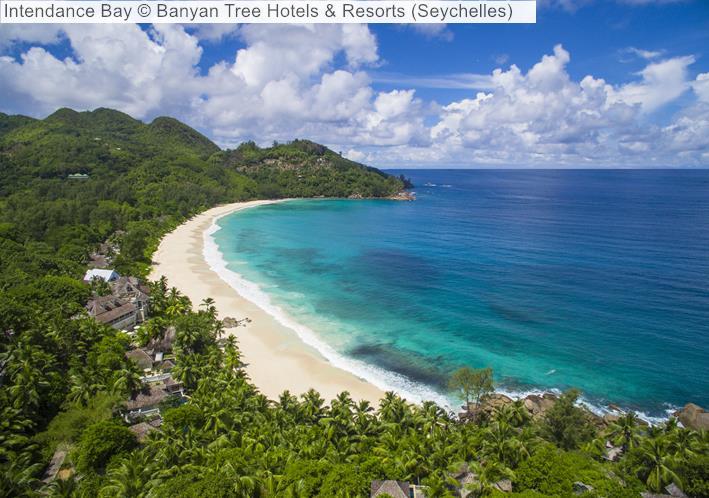 Intendance Bay Banyan Tree Hotels Resorts Seychelles