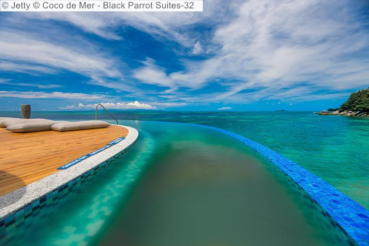 Jetty © Coco De Mer Black Parrot Suites