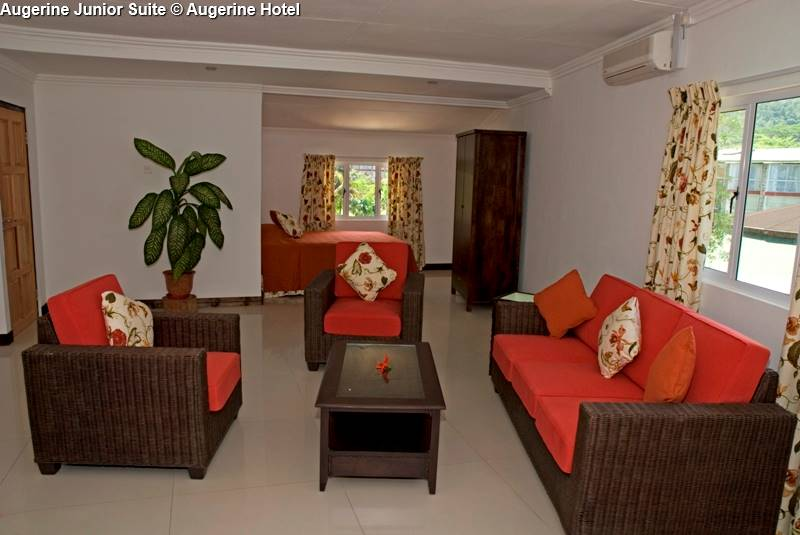 Junior Suite © Augerine Hotel