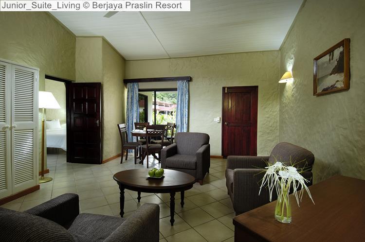 Junior Suite © Berjaya Praslin Resort