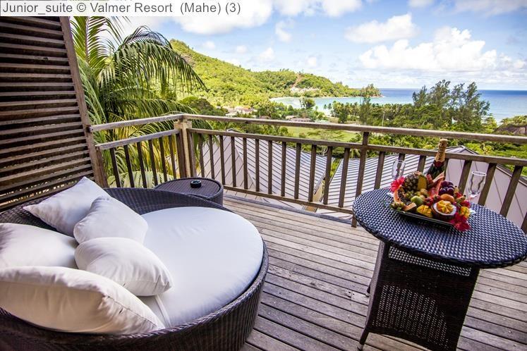 Junior suite Valmer Resort Mahe