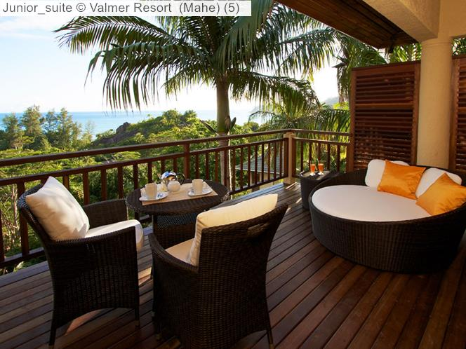Junior Suite © Valmer Resort (Mahe