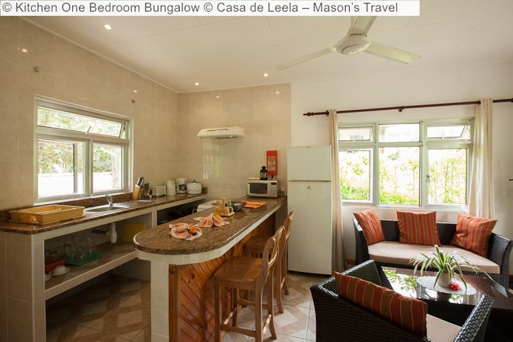 Kitchen One Bedroom Bungalow © Casa De Leela – Mason's Travel