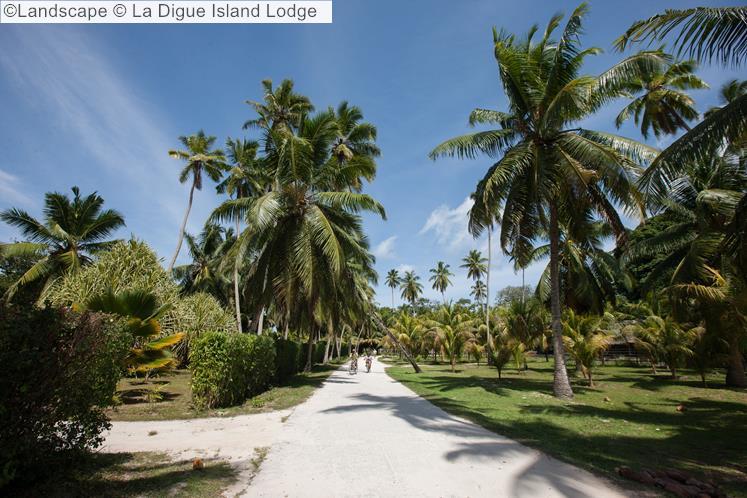 Landscape © La Digue Island Lodge
