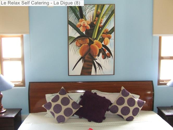 Le Relax Self Catering La Digue
