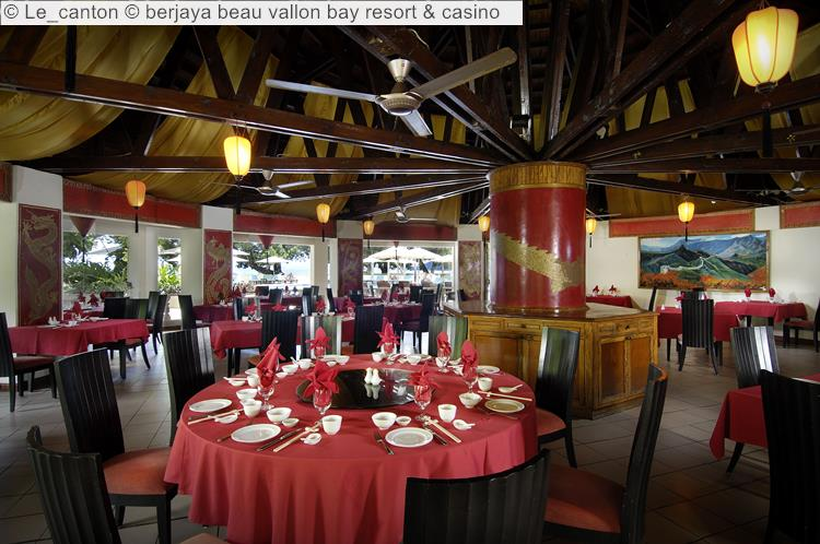 Le Canton © Berjaya Beau Vallon Bay Resort & Casino