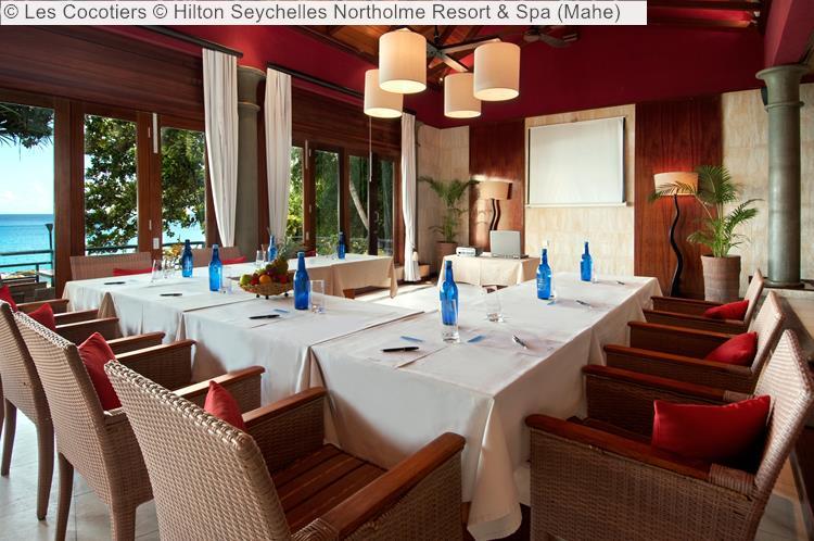 Les Cocotiers Hilton Seychelles Northolme Resort Spa Mahe