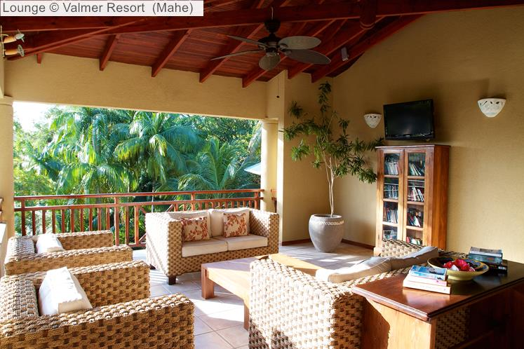 Lounge © Valmer Resort (Mahe)