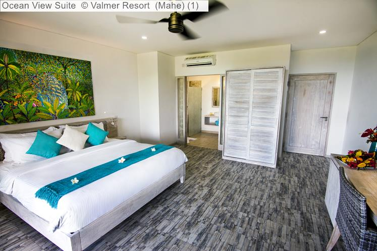 Ocean View Suite © Valmer Resort (Mahe)