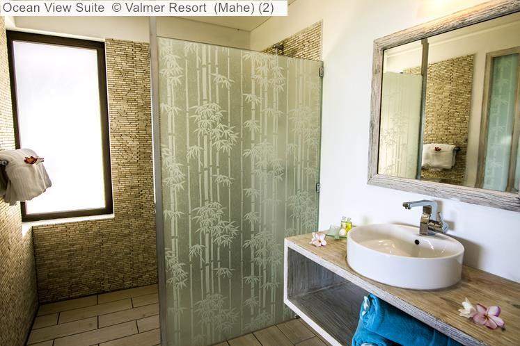 Ocean View Suite Valmer Resort Mahe