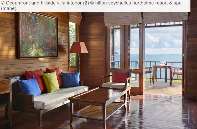 Oceanfront And Hillside Villa Interior (2) © Hilton Seychelles Northolme Resort & Spa (mahe)