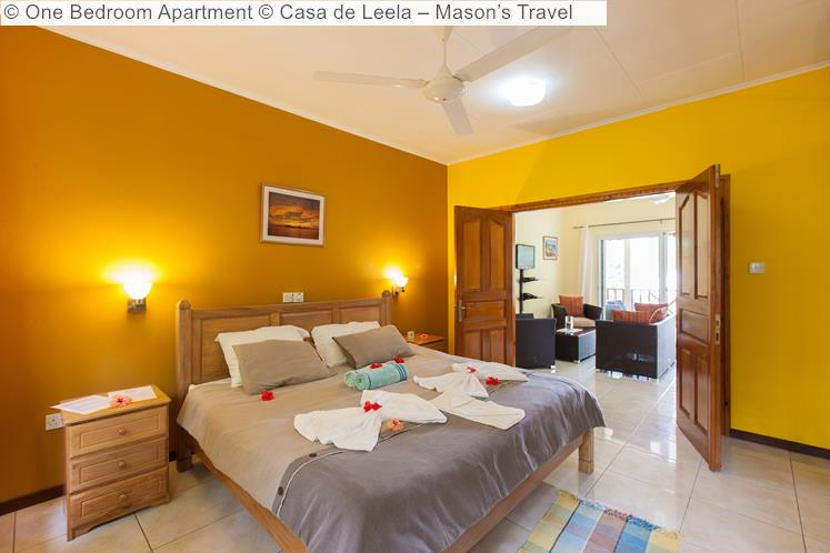 Bedroom Apartment © Casa De Leela – Mason's Travel
