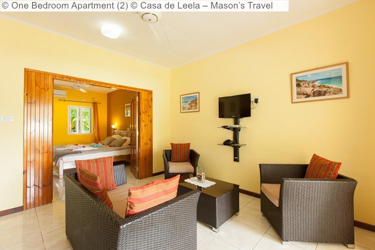 One Bedroom Apartment © Casa De Leela – Mason's Travel