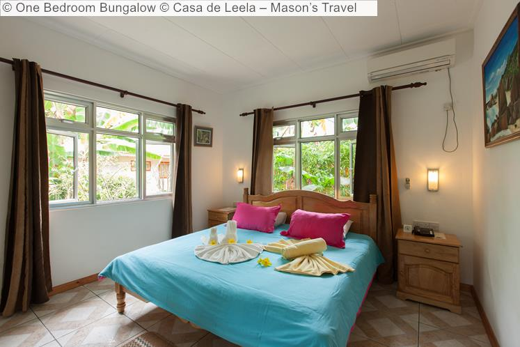 One Bedroom Bungalow Casa de Leela – Mason's Travel