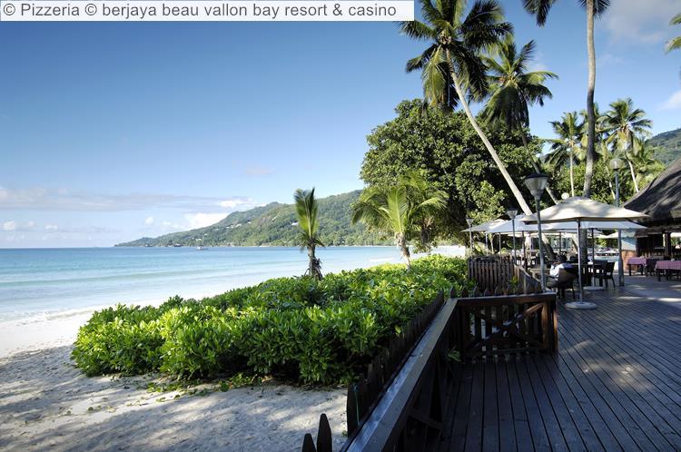 Pizzeria © Berjaya Beau Vallon Bay Resort & Casino