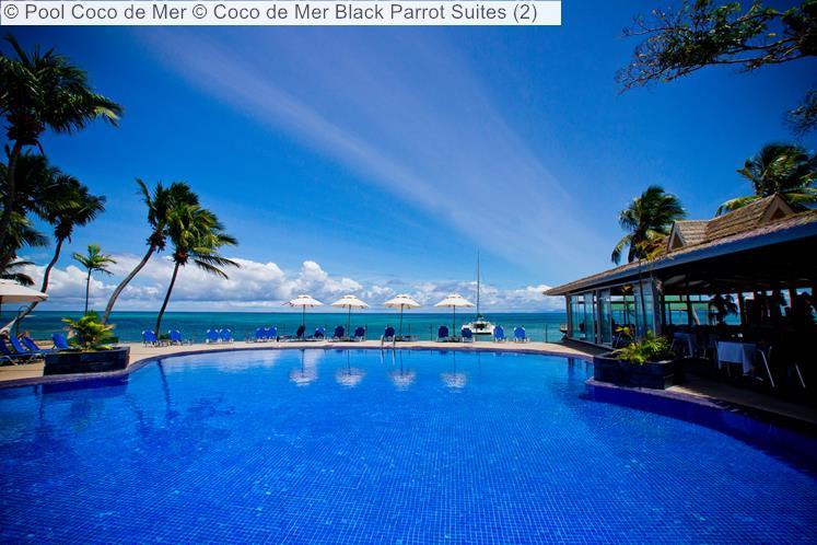 Pool Coco De Mer © Coco De Mer Black Parrot Suites