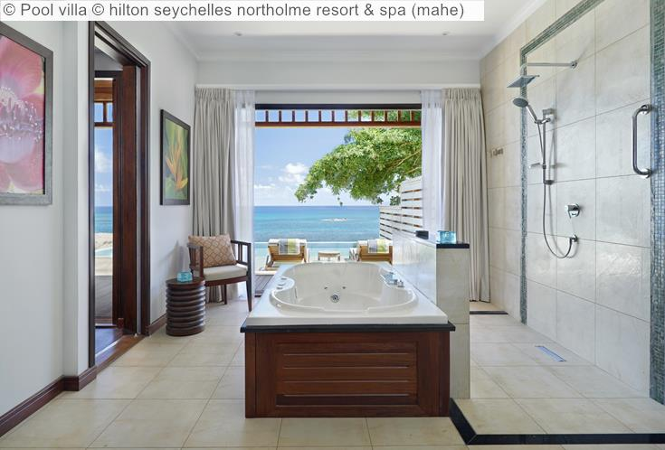Pool Villa © Hilton Seychelles Northolme Resort & Spa (mahe)
