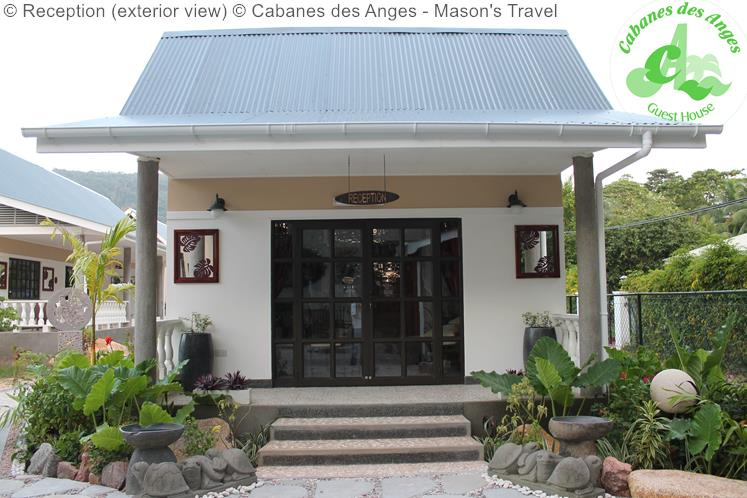 Reception (exterior View) © Cabanes Des Anges Mason's Travel