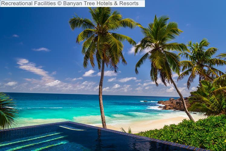 Recreational Facilities Banyan Tree Hotels Resorts Seychelles
