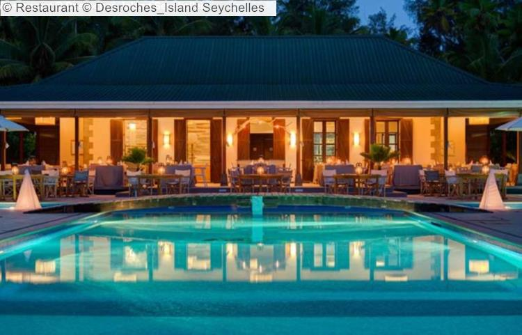 Restaurant © Desroches Island Seychelles