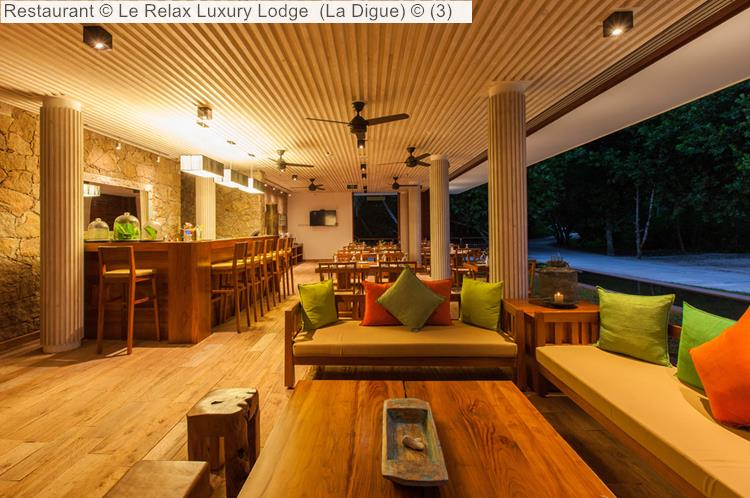 Restaurant Le Relax Luxury Lodge La Digue
