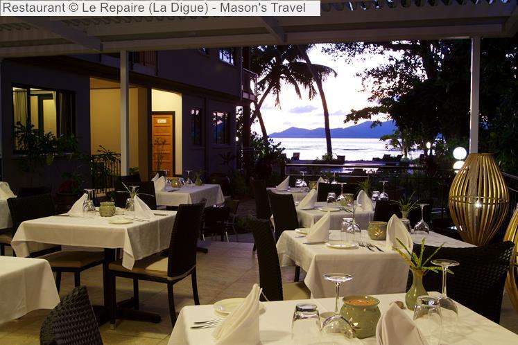 Restaurant Le Repaire La Digue
