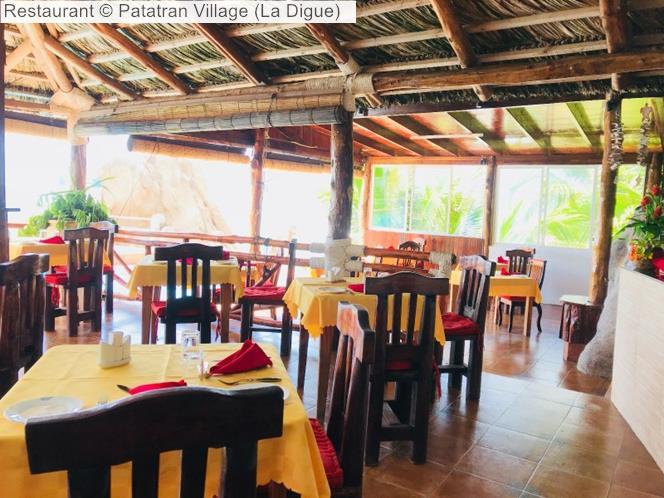 Restaurant Patatran Village (La Digue, Seychelles)