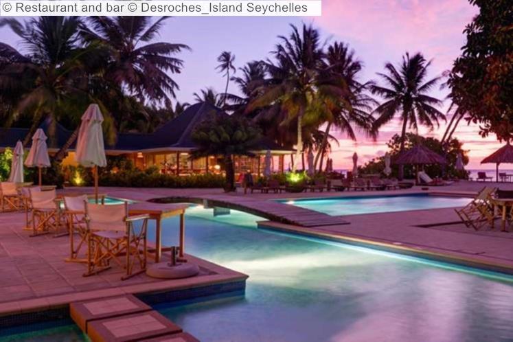 Restaurant And Bar © Desroches Island Seychelles