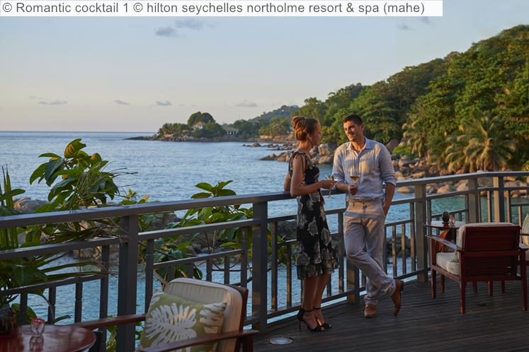 Romantic Cocktail 1 © Hilton Seychelles Northolme Resort & Spa (mahe)