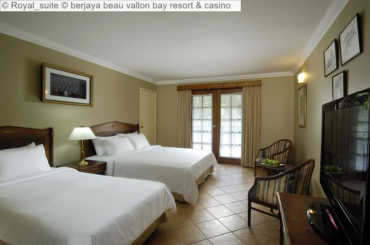 Royal Suite © Berjaya Beau Vallon Bay Resort & Casino