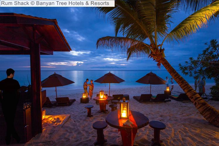 Rum Shack Banyan Tree Hotels Resorts Seychelles
