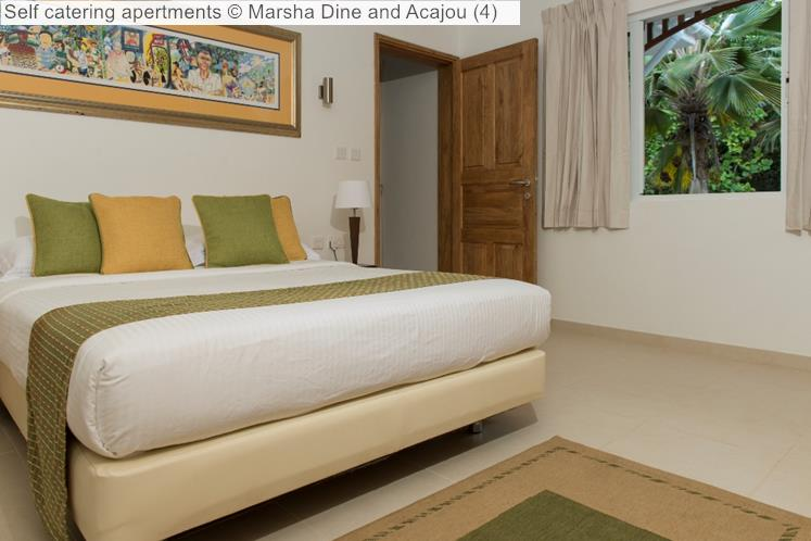 Self Catering Apertments © Marsha Dine And Acajou Beach Resort