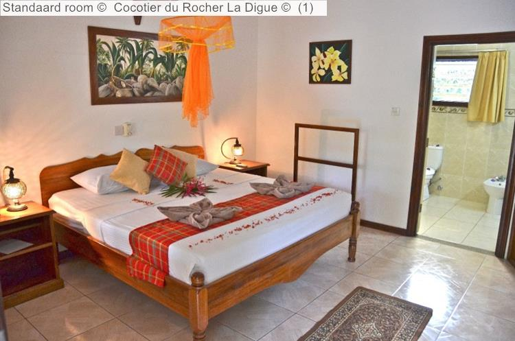 Standard Room © Cocotier Du Rocher La Digue ©