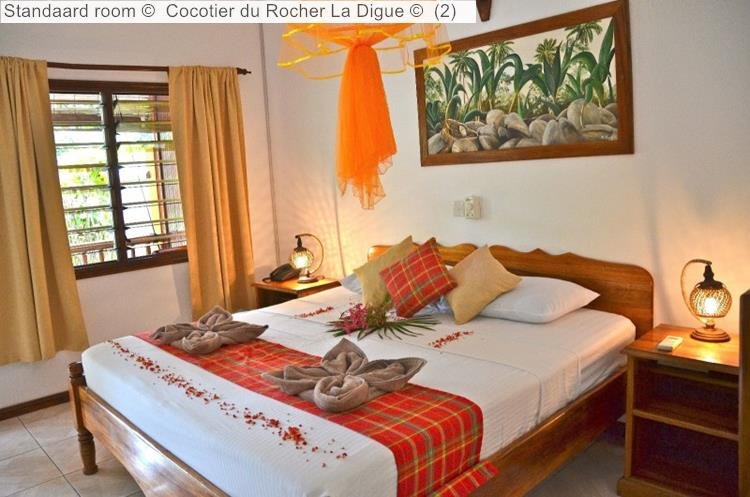 Standaard Room © Cocotier Du Rocher La Digue ©