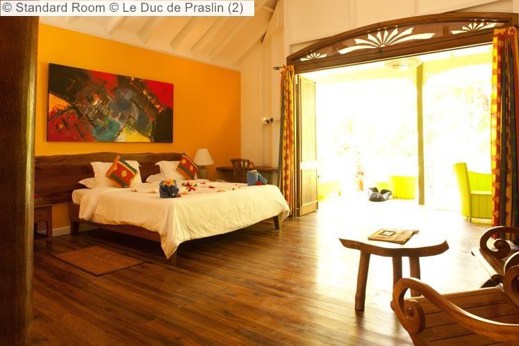 Standard Room Le Duc de Praslin