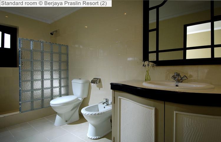 Standard Room © Berjaya Praslin Resort