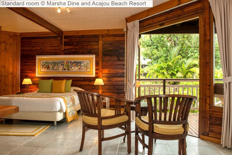 Standard Room © Marsha Dine And Acajou Beach Resort