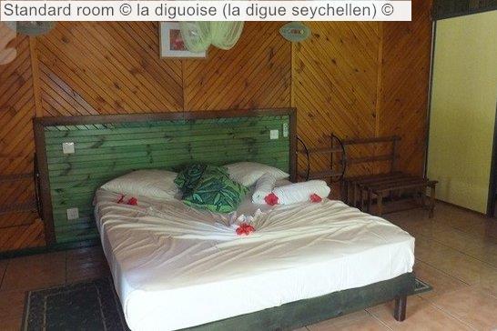 Standard Room © La Diguoise (la Digue Seychellen) ©