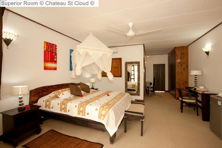 Superior Room © Chateau St Cloud ©