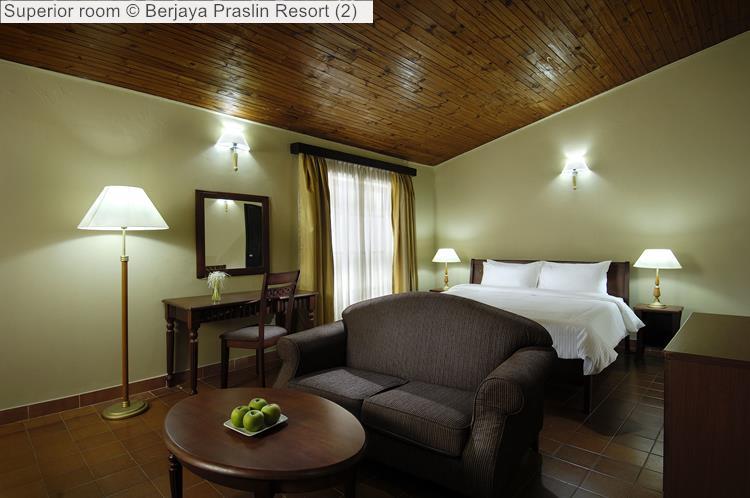 Superior Room © Berjaya Praslin Resort