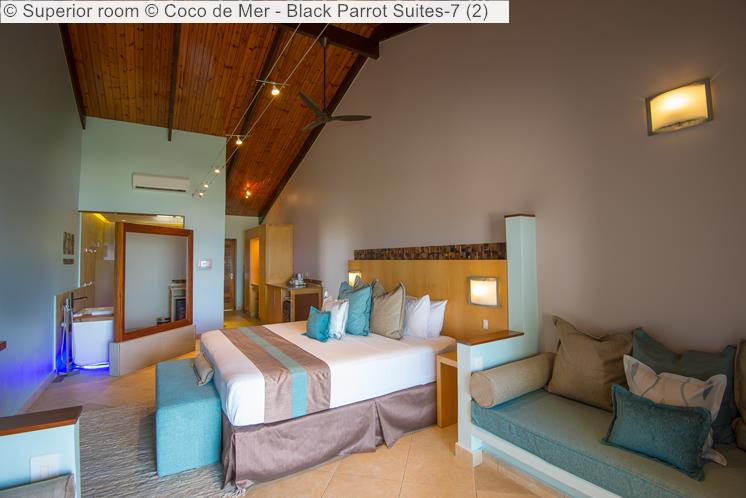 Superior Room © Coco De Mer Black Parrot Suites