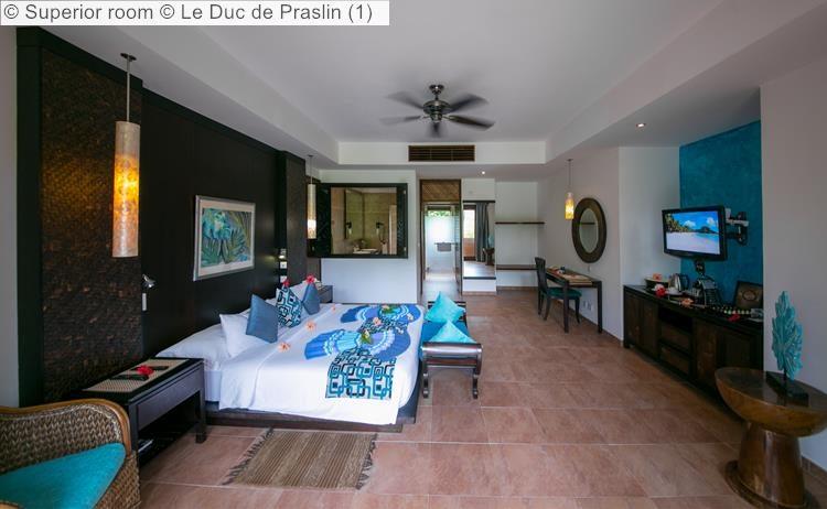 Superior room Le Duc de Praslin