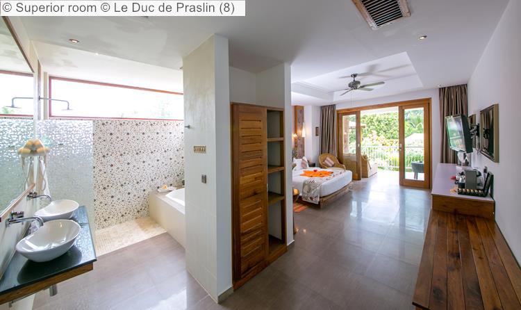 Superior Room © Le Duc De Praslin