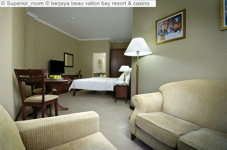 Superior Room © Berjaya Beau Vallon Bay Resort & Casino