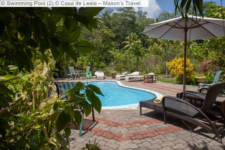 Swimming Pool Casa de Leela – Mason's Travel